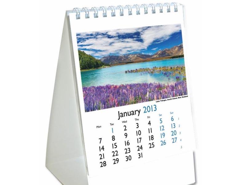 Impresión Digital de Calendarios en Panamá