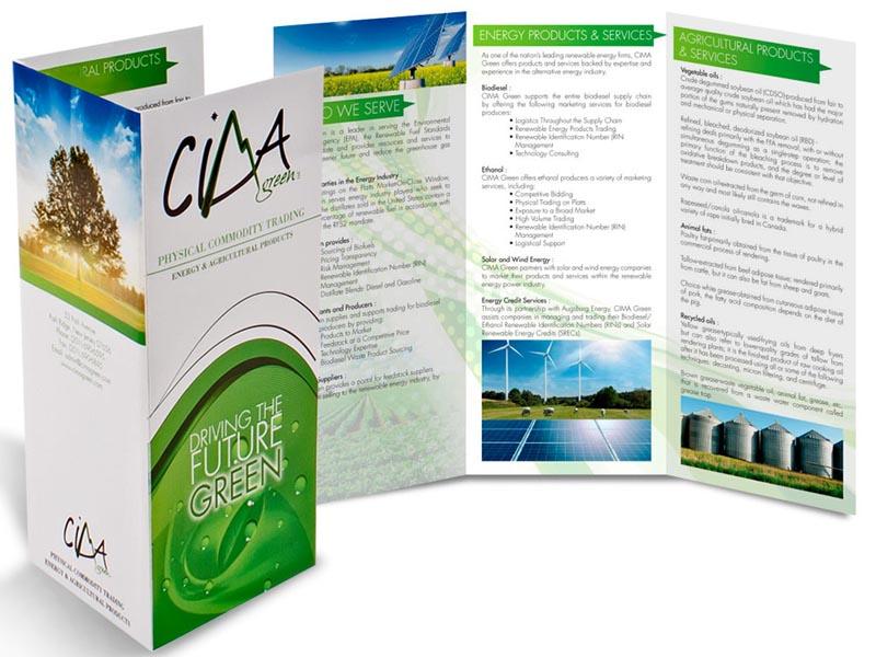 Impresión Digital de Brochures en Panamá